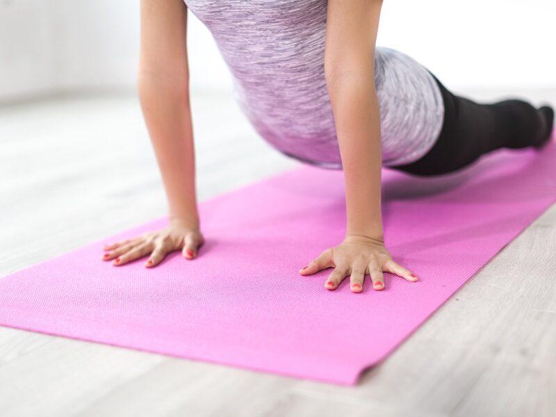 Pilates a Pistoia presso il Centro di Riabilitazione Kineia della Fondazione Turati, per migliorare postura e movimento.